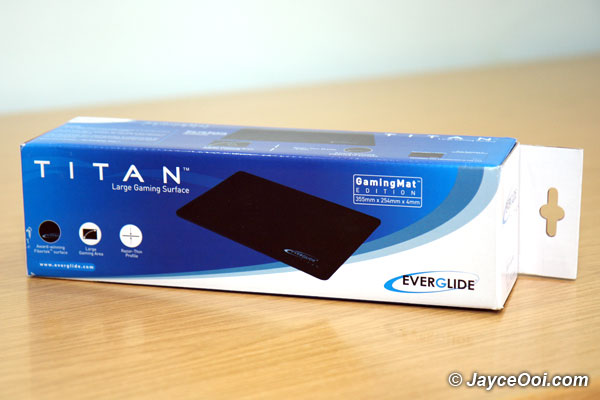 Everglide Titan GamingMat Preview