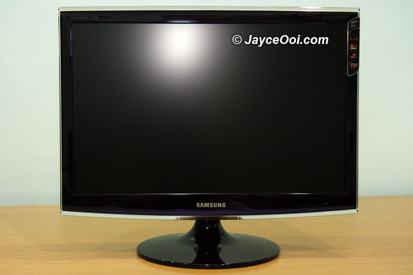 Samsung T220 LCD Monitor Preview