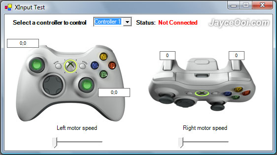 Download XBOX 360 controller emulator for PC games