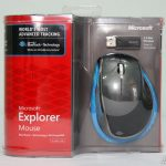Microsoft Explorer Mouse with BlueTrack Technology