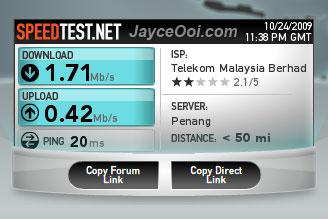 Testspeed_Penang