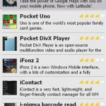 Download free Windows Mobile software at OpnMarket