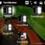 TorchButton v2.3 ~ make your HTC HD2 as flashlight