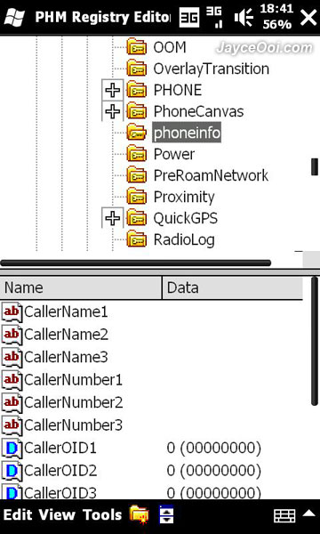 how to find registry editor