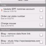 Download SenseTasks ~ Finger Friendly Outlook Tasks for Windows Mobile