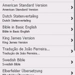 Download romabravoBible ~ Finger Friendly Bible Application for Windows Phones