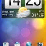 Download Mdeejay eVo Sense Matted Android ROM for HTC HD2
