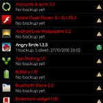 Download Titanium Backup (root) free for Android