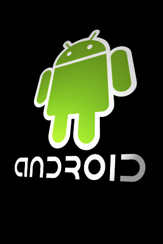 Boot android logo
