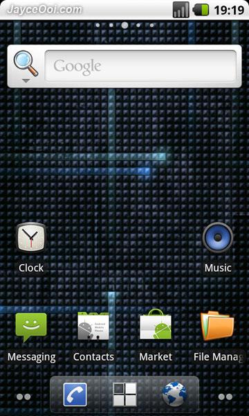 HD2ONE CyanogenMod 6.1.1
