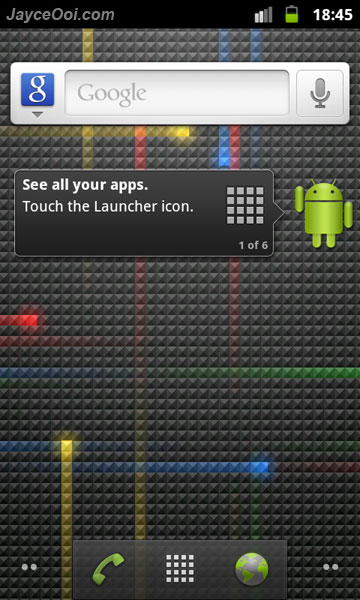 MDJ Android 2.3 Gingerbread