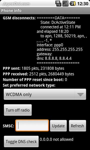 လိပ္လိုေႏွးတဲ့ GSM Internet Connection ကေန ဒံုးပ်ံလိုျမန္တဲ့ WCDMA Internet Connection ေျပာင္းေပးမယ့္ Android ဖုန္း Software ပါ။