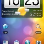 Download dandiest Desire Z Android ROM for HTC HD2