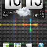 Download darkstone SuperRAM Sense Android ROM for HTC HD2