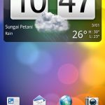 Download prj Clean Desire NAND Android ROM for HTC HD2