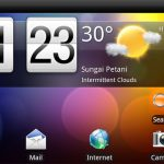 Download DL DesireZ NAND Android A2SD+ ROM for HTC HD2