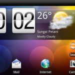 Download imilka Vision Sense NAND Android A2SD+ Zip ROM for HTC HD2