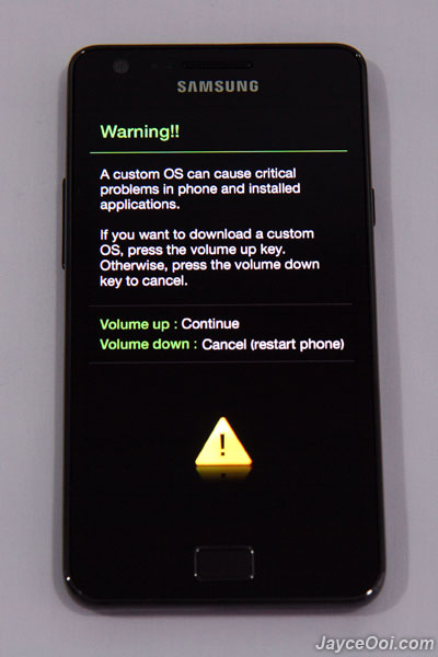 How to root Samsung Galaxy S2 GT-I9100G - Android MTK