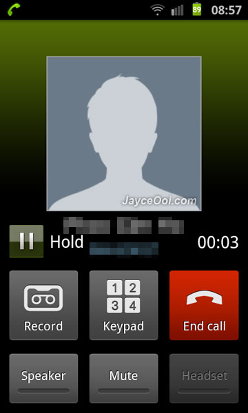 How To Enable Call Recording On Samsung Galaxy S2