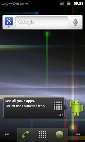 android 2.3 htc hd2