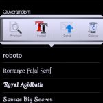Download Roboto Font from Android 4.0