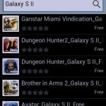 Download 10 Gameloft Games in Samsung Apps for Free