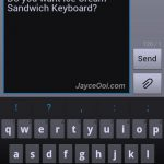 Download Android 4.0 Ice Cream Sandwich Keyboard apk