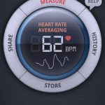 How to measure heart rate with Android phone?