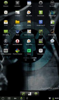 Прошивка Android 2.3 Скачать