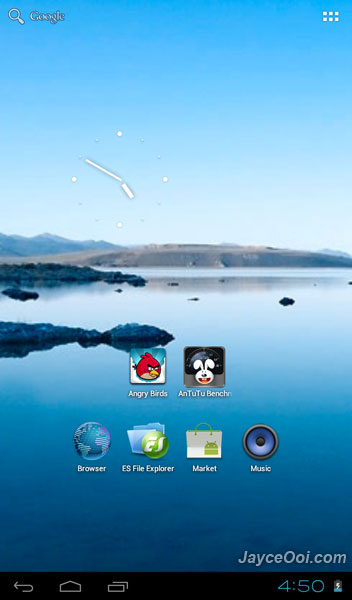 Android 4.0 Ice Cream Sandwich ROM for Kindle Fire