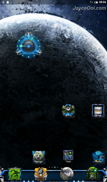 MIUI Android 2.3.7 Gingerbread ROM on Kindle Fire