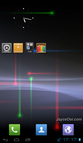 MIUI Android Android 4.0.3 ICS ROM on Kindle Fire