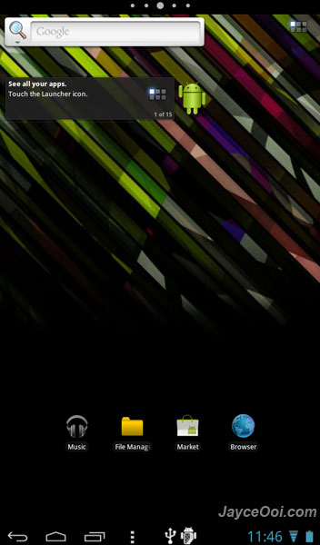 Super Kang CM7 ROM on Kindle Fire
