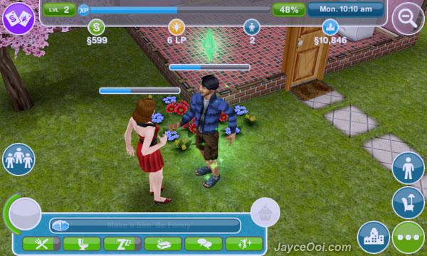 Hasil gambar untuk cara main sims freeplay