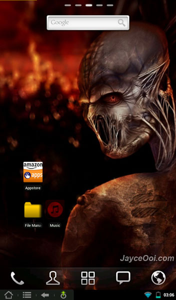 HellFire CM7 ROM for Kindle Fire