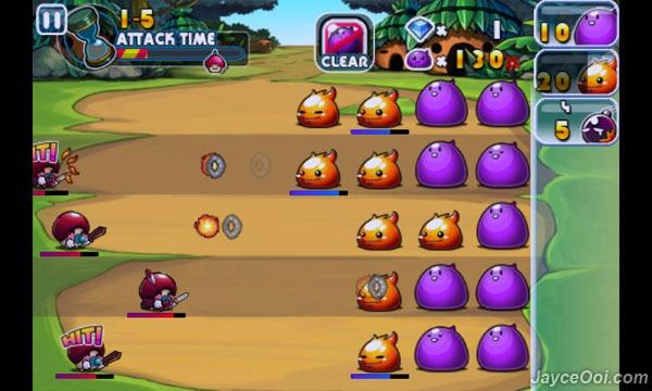 Slime-vs-Mushroom-2 Top 20 Melhores Jogos Grátis para Android (1º semestre 2012)