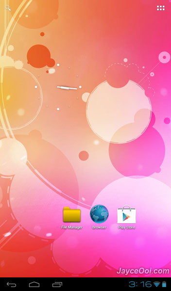 gedeROM CM9 Android 4.0.4 ICS ROM for Kindle Fire