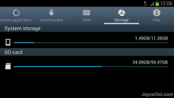 Move applications & games data to external SD card
