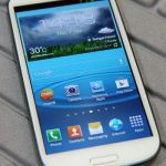 How to increase Samsung Galaxy S3 display auto brightness?