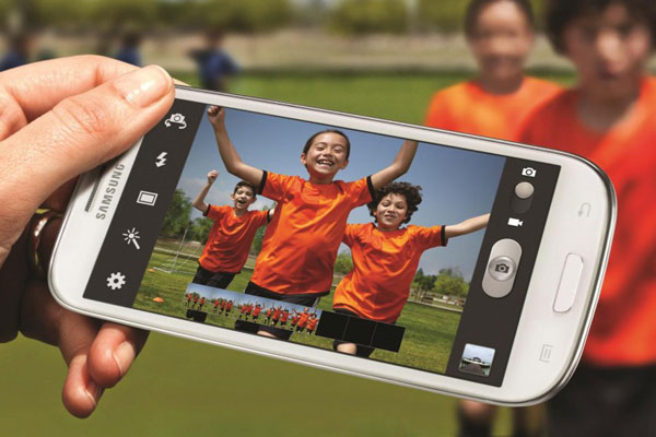 Samsung Galaxy S3 Camera Mod