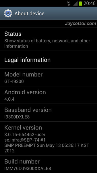 CF-Auto-Root for Samsung Galaxy S3