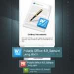 Download Polaris Office 4.0 for Android Free