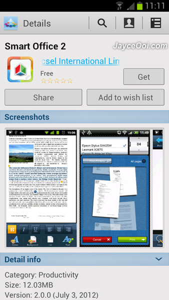 Download smart office 2 for android free - Free office apps for android ...