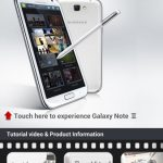 Download Retail Mode for Samsung Galaxy Note 2