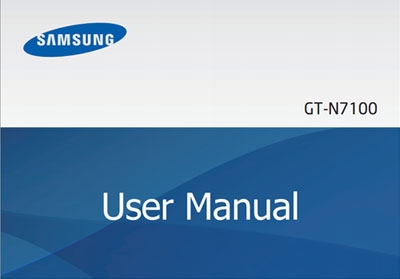 Download Samsung Galaxy Note 2 User Manual