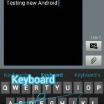 Download Android 4.2 Keyboard with Gesture Typing