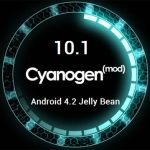 Download & Install Android 4.2 Jelly Bean CyanogenMod 10.1 ROM for HTC HD2