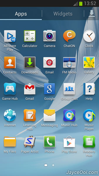 android revolution hd rom for samsung galaxy note 2