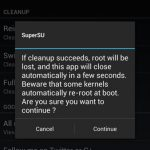How to unroot Samsung Galaxy Note 2?