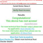How to root Nexus 4 ~ 1 click method?